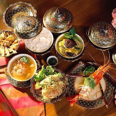La Thailandia al centro del mondo food