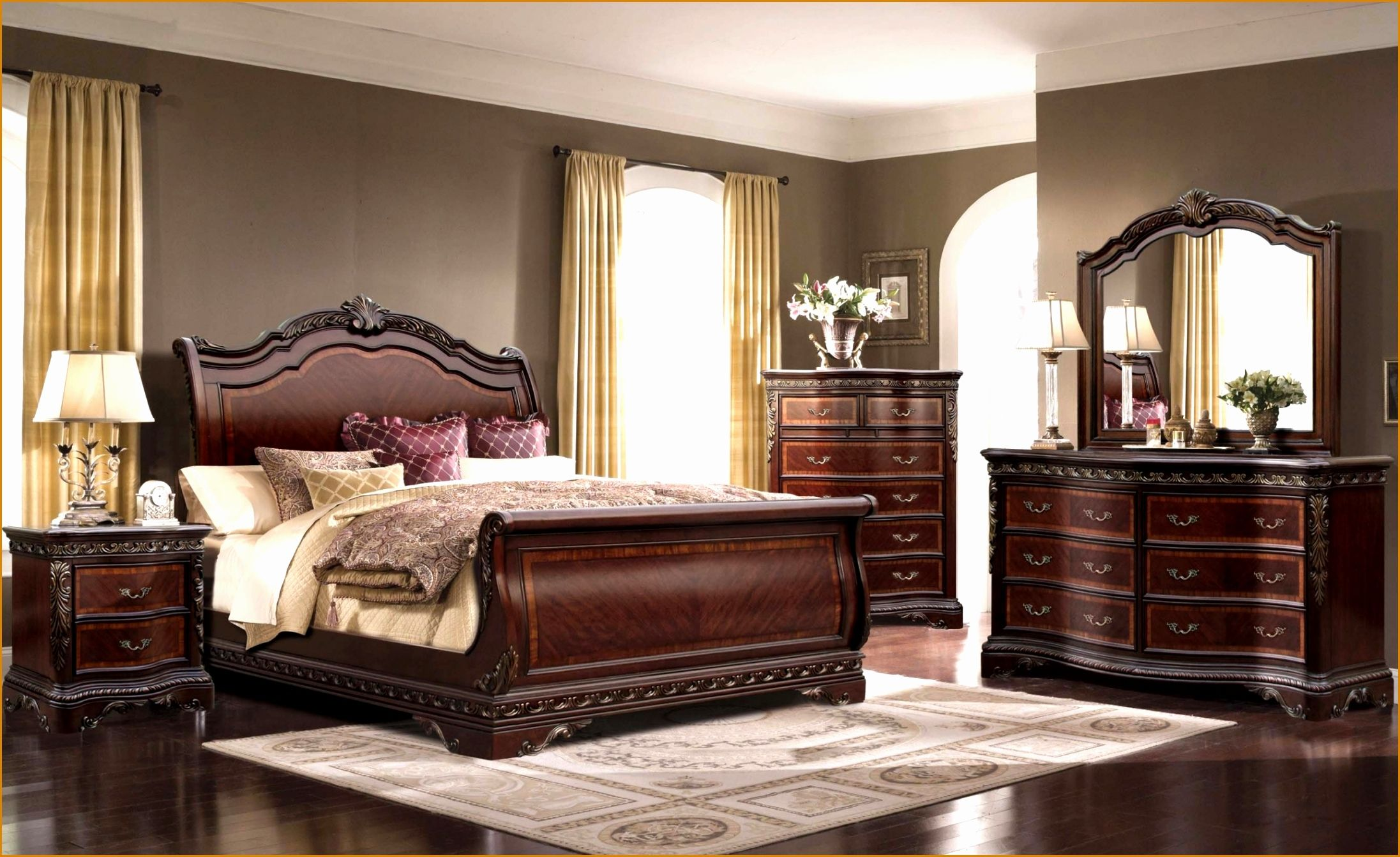 How To Choose A Big Bed For A Nice Bedroom Affordable Bedroom