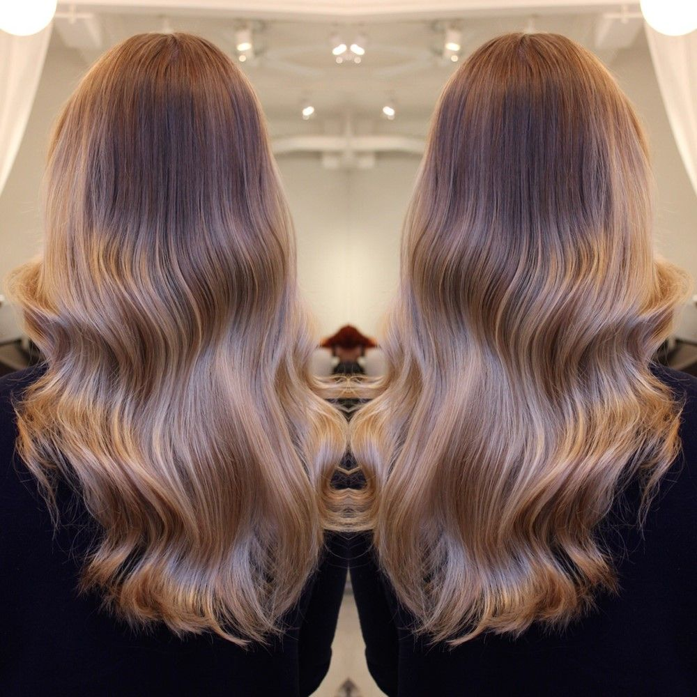 mörkblond hårfärg tips