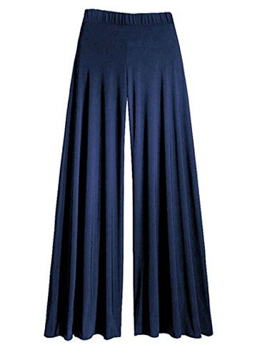 4da29279f11 Navy Blue Wide Leg Palazzo Pants Trousers. Size 20 22   Details can be  found by clicking on the sponsored image.