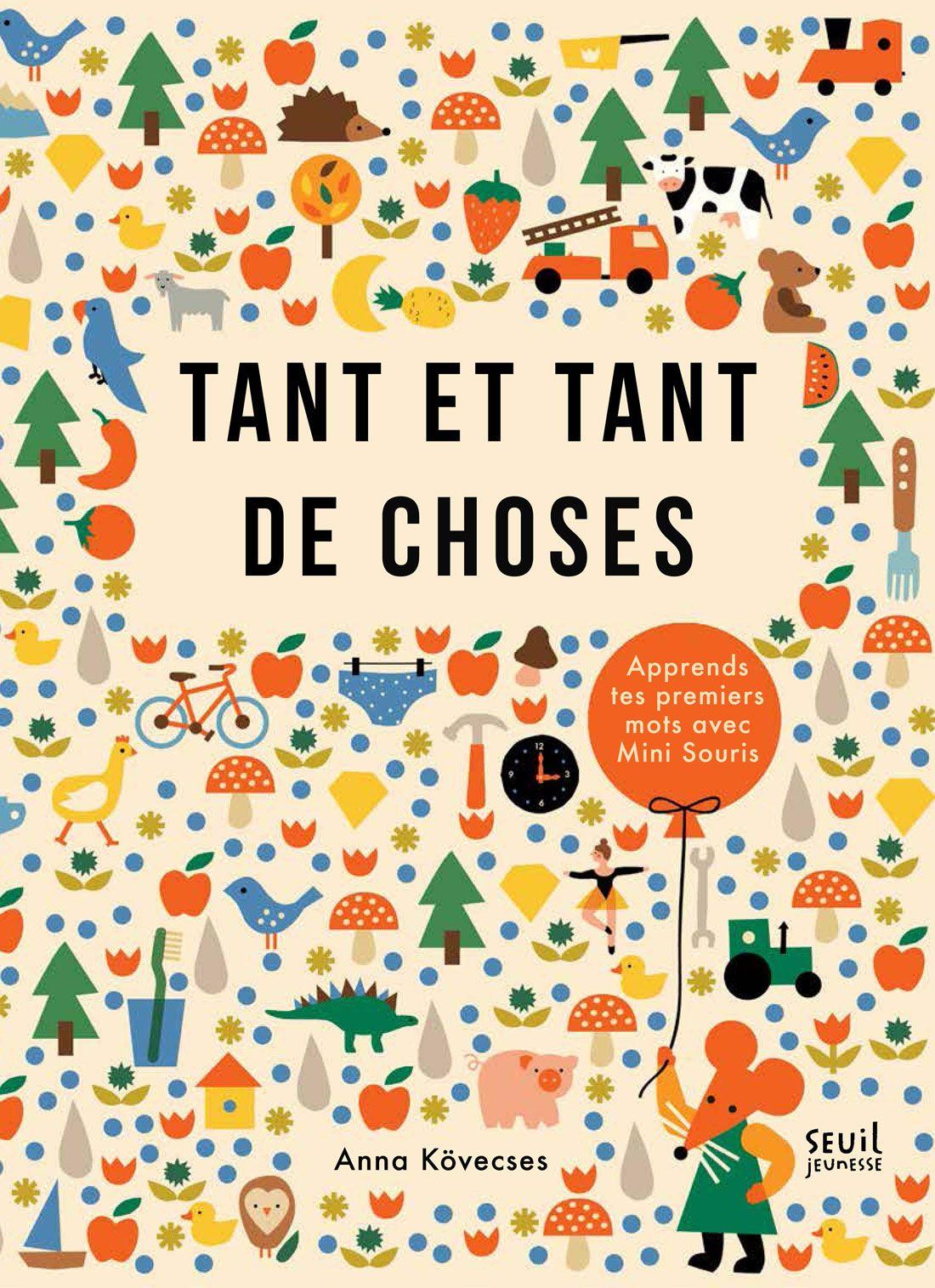 Livre Tant Et Tant De Choses Couverture De Livre