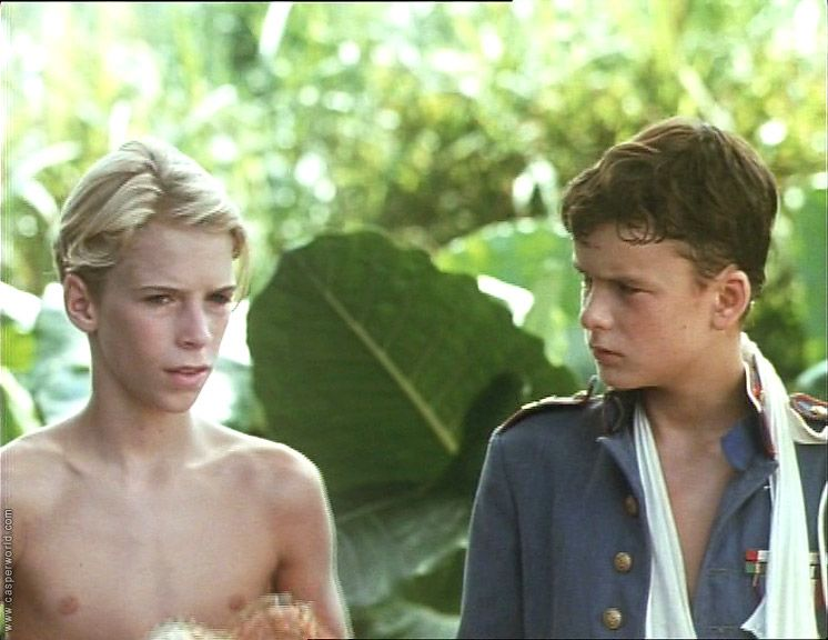 Picture Of Chris Furrh In Lord Of The Flies Cfu Fliegen 06 Jpg Lord Of The Flies Novel Movies Beauty Of Boys