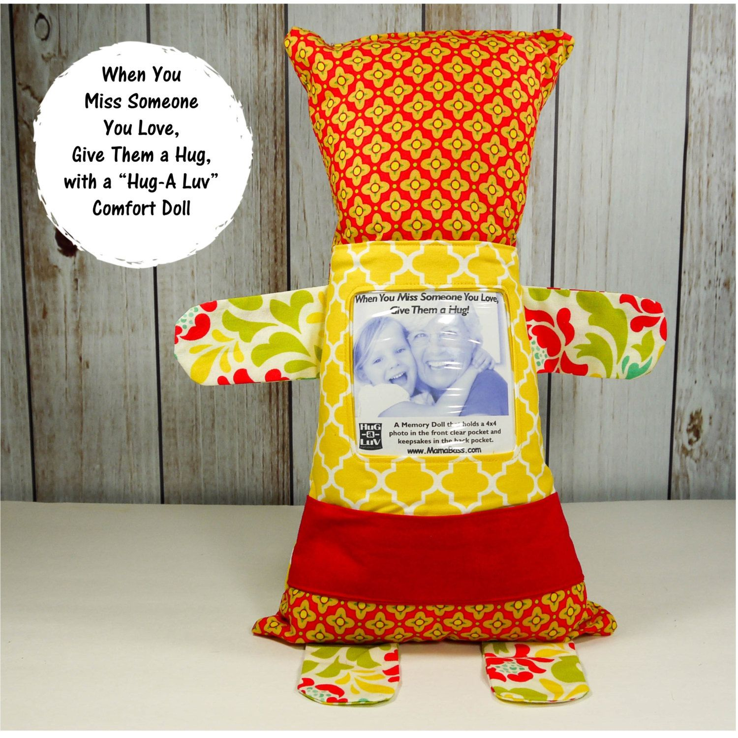 Comfort doll memory custom photo pillow easter gift for girls sale free shipping comfort doll memory custom photo pillow easter gift for negle Gallery