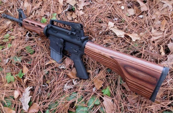 ar 15 wooden stock modification team ar 15 gun art ar15 guns
