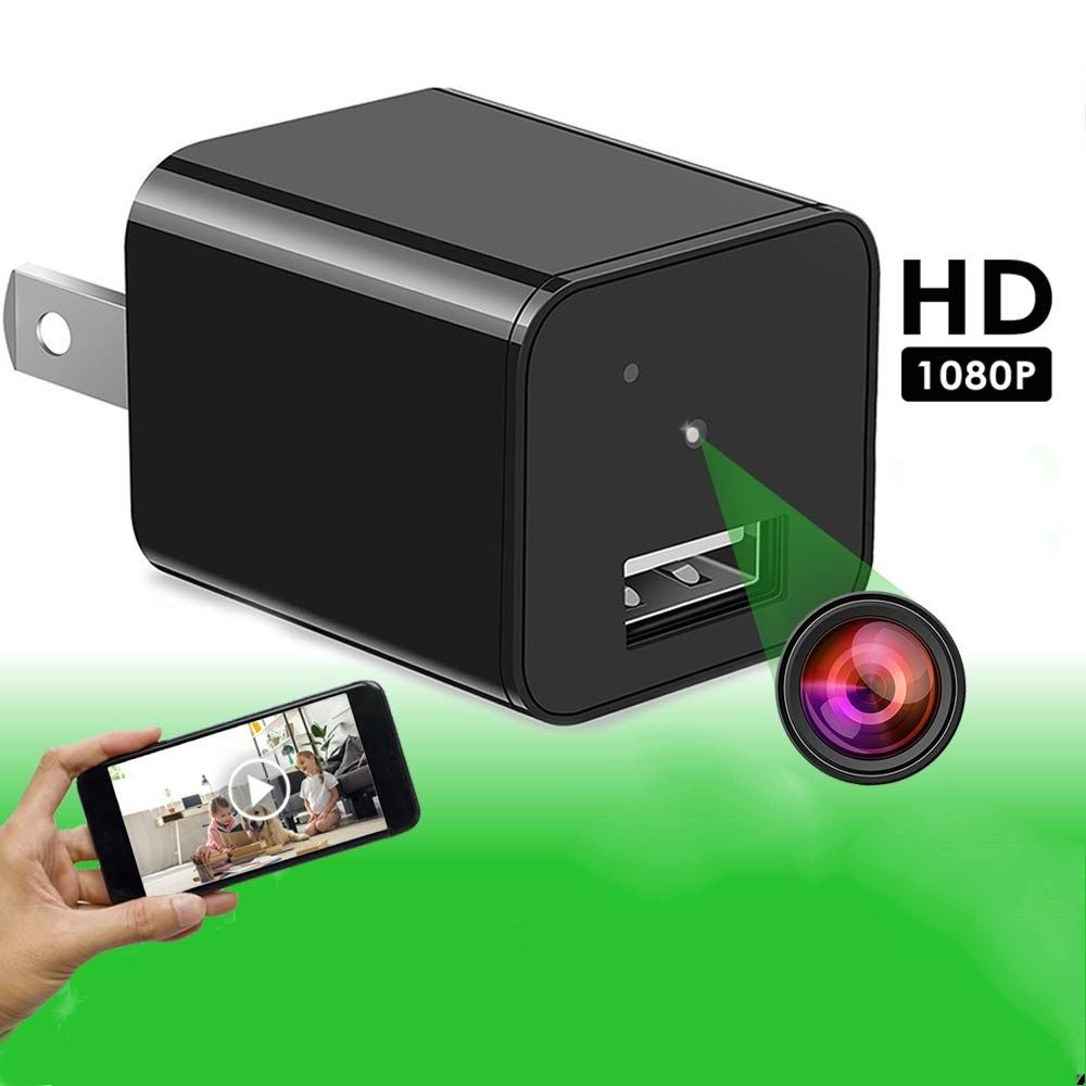 1080p the best charger spy camera for home spy camera