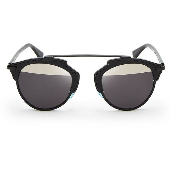 78c5497edf Dior So Real Split Lens Mirrored Sunglasses