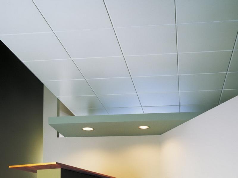 - Modern drop ceiling tiles ...
