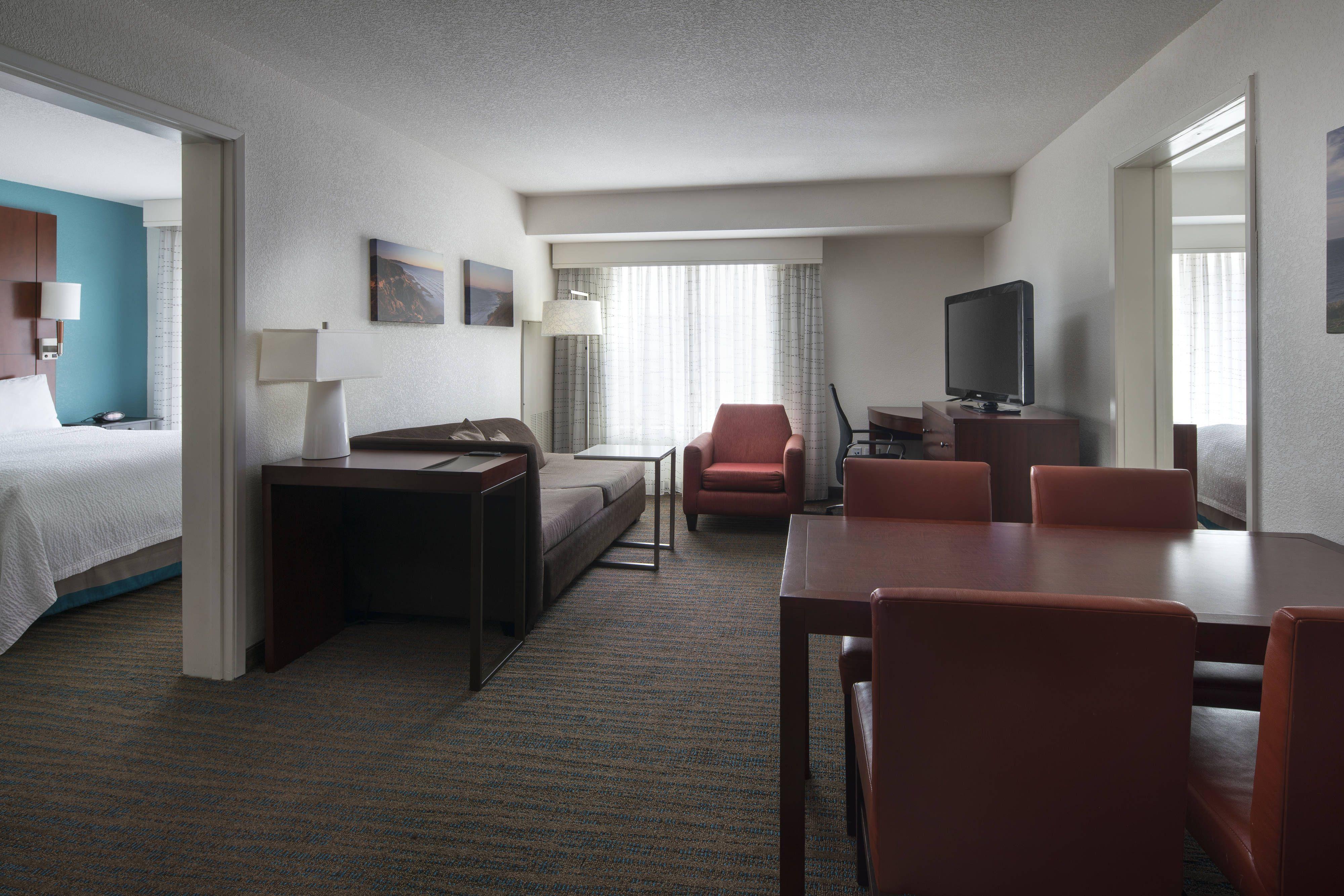 Residence inn san diego del mar twobedroom suite rooms