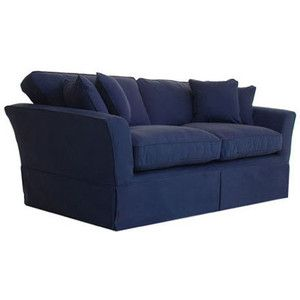 Nice Navy Blue Fabric Sofa , Gorgeous Navy Blue Fabric Sofa 61 In Living  Room Sofa