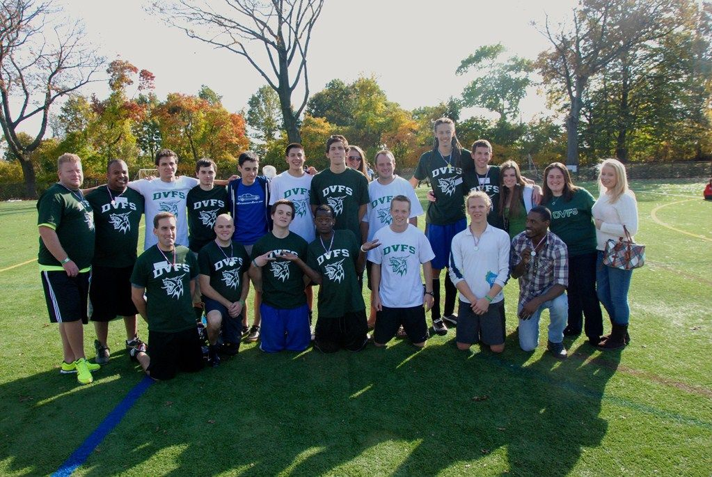The Alumni Soccer Team