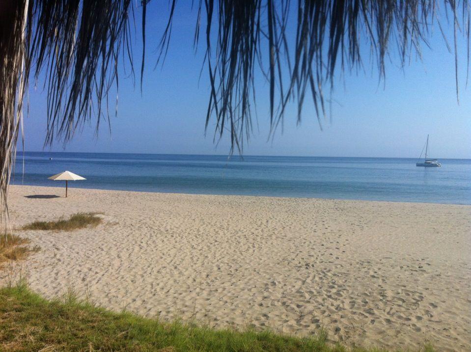 Playa Punta Veleros