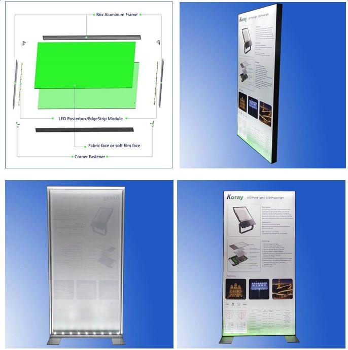 Edge Lit Led Strip Modules Kits Boxled