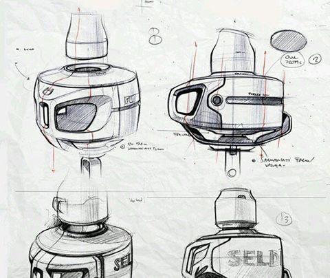 By Cliff Design - please follow @cliffdesign