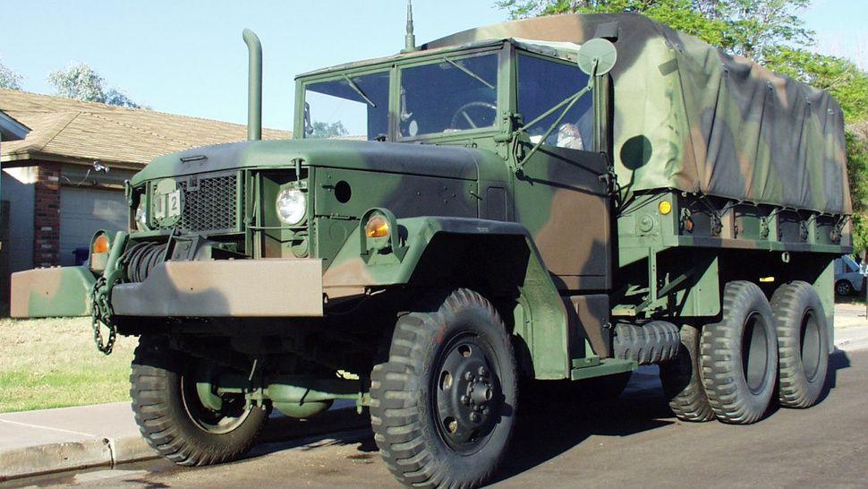 Pin by Danny Porras on Gunny bear Trucks, Military
