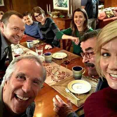 Will Estes, Sami Gayle< Bridget, TOm,Amy          , umm producer?, Donnie, Len i believe behind