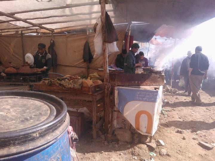 Marrakech afternoon tea