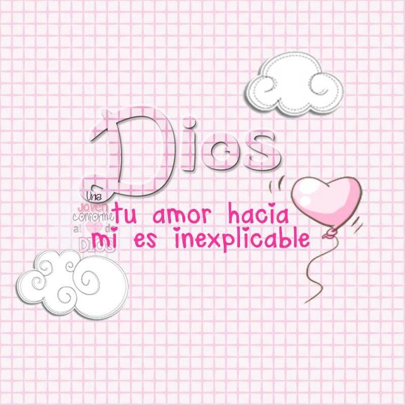 Una joven conforme al corazón de Dios | Promesas de Dios | Pinterest ...