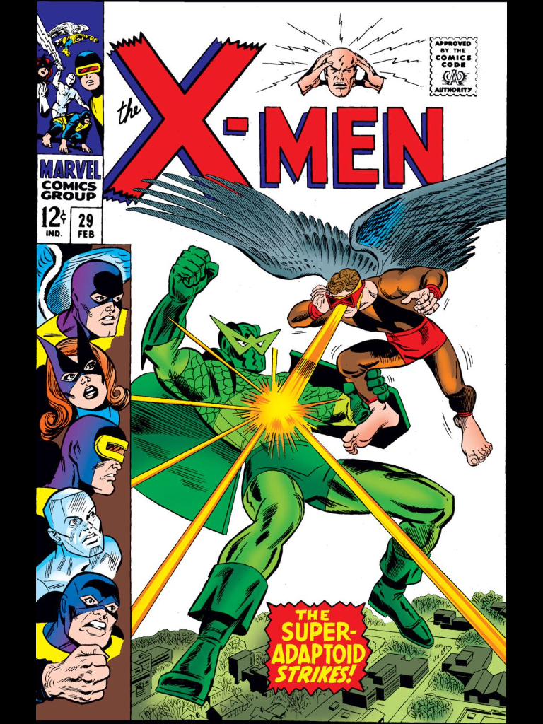 Pin By Diego Etchepare On The Uncanny X Men Comics Comic Book Covers Silver Age Comics