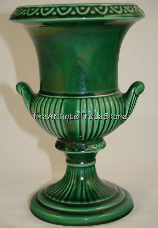 Vintage 60s Dartmouth Ceramic Roman Goblet Shaped Vase Our Price