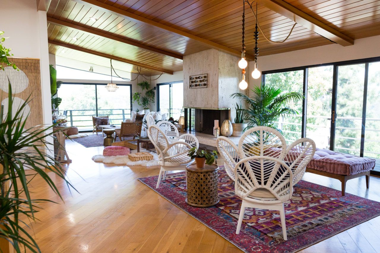 Ultimate Bohemian Makeover For Mia Stammer Chic Living