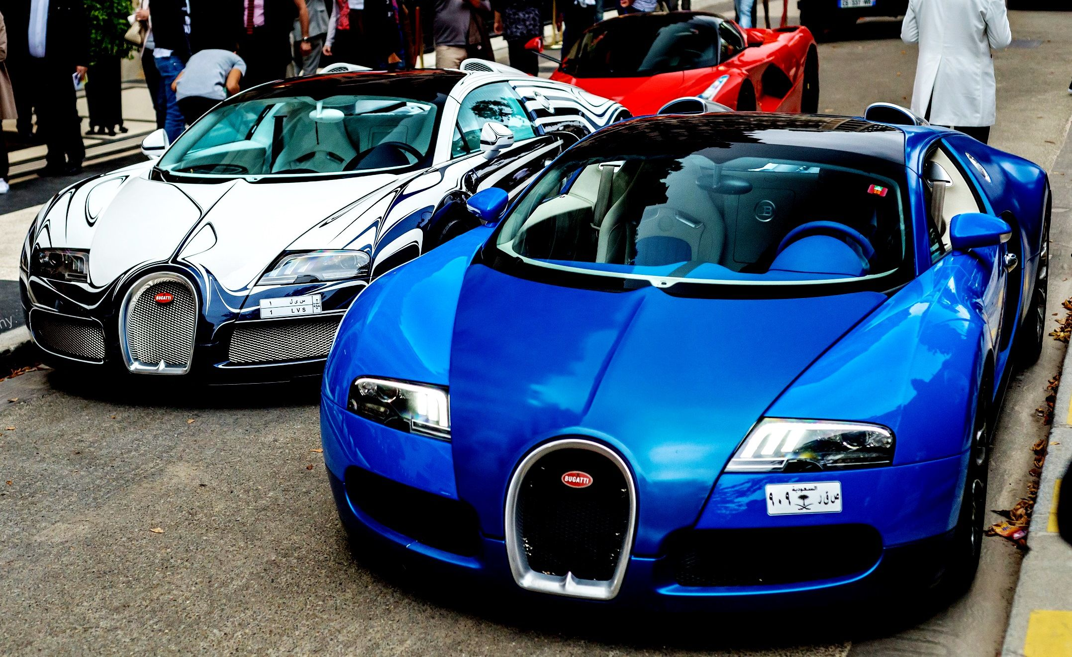 L'Or Blanc&veyron