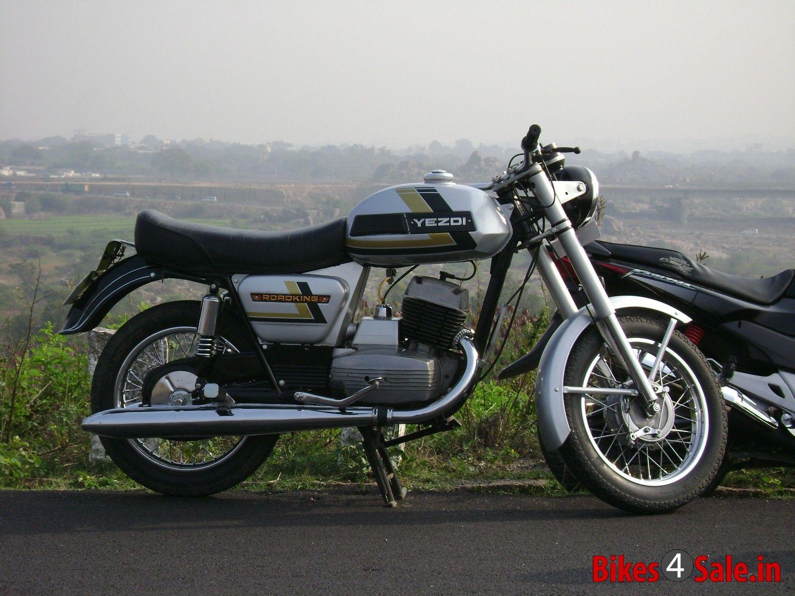 Ideal Jawa Yezdi Roadking Picture 1 Bike Id Is 30692 Motorcycle