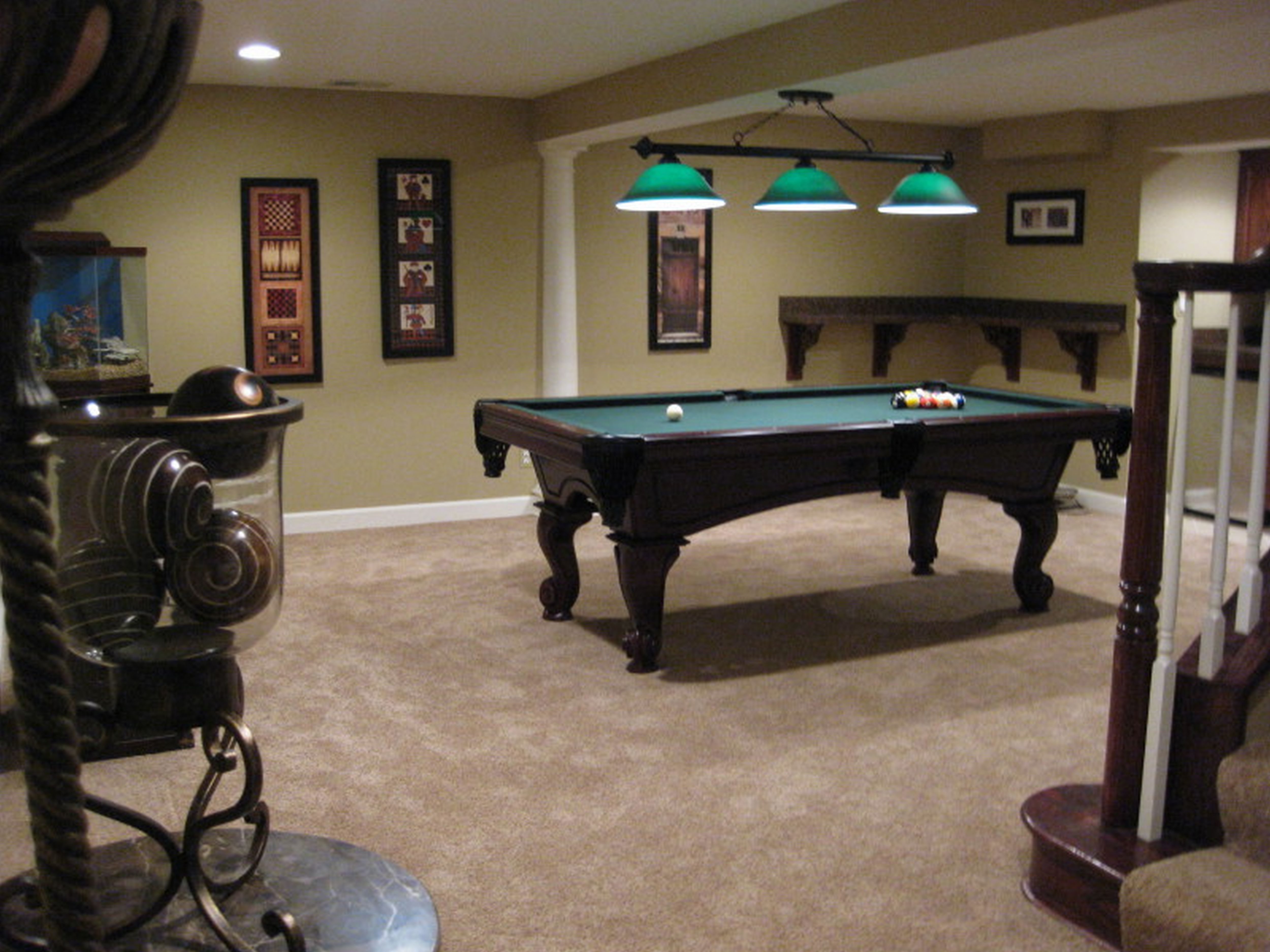 Elegant Marvelous Sectional Sofa In Cool Basement Ideas With .