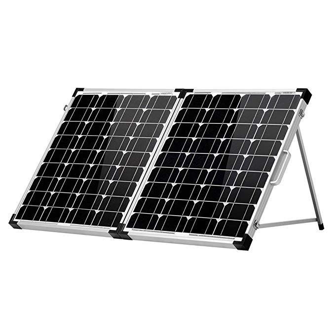 High Quality Portable 100w Polycrystalline Silicon