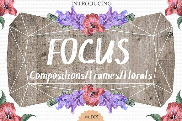 FOCUS new design forms (%70 off) by Frompoint  on @Graphicsauthor