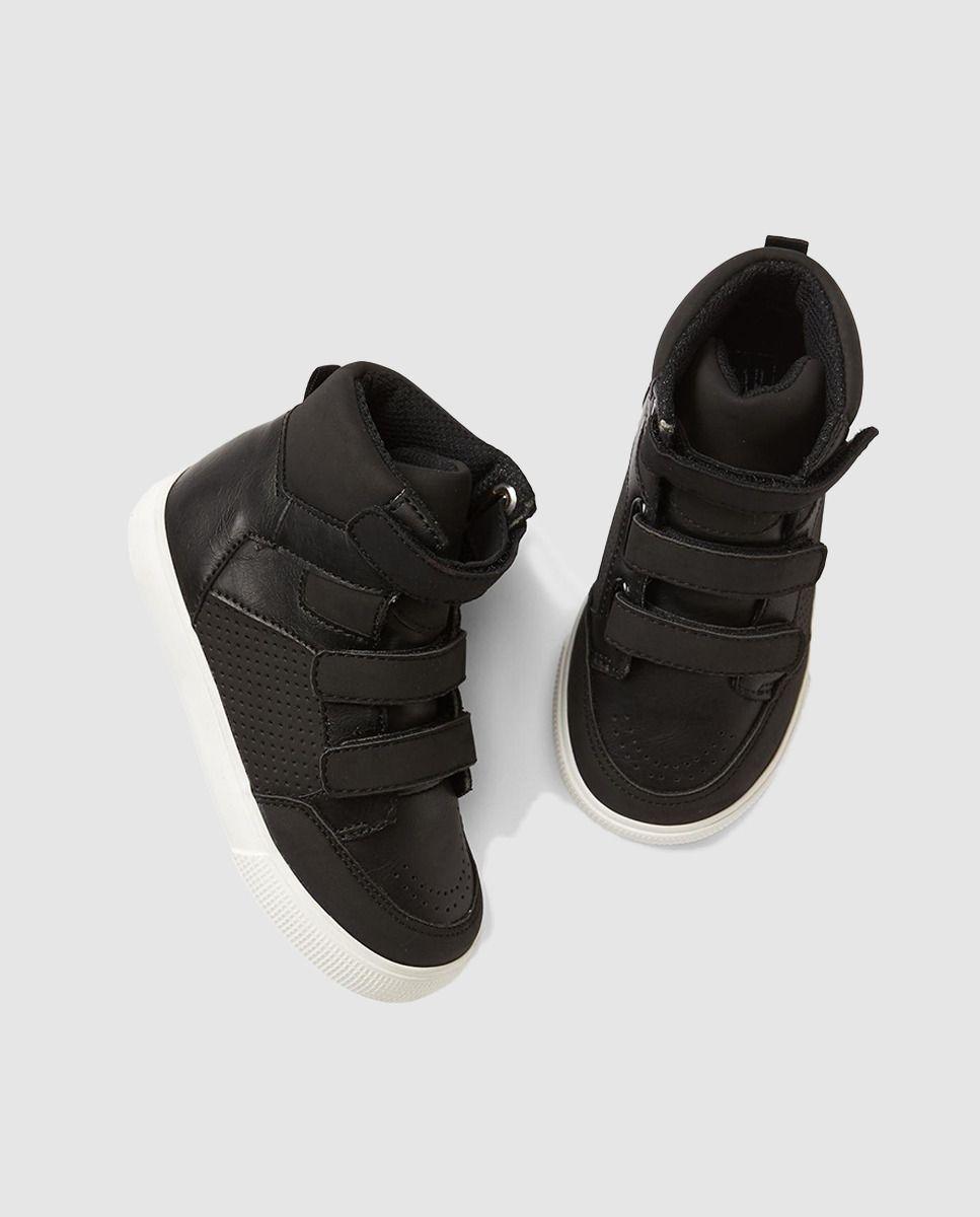 27bbc6963b2 Zapatillas deportivas de bebé niño GAP negras · GAP · Moda · El Corte Inglés