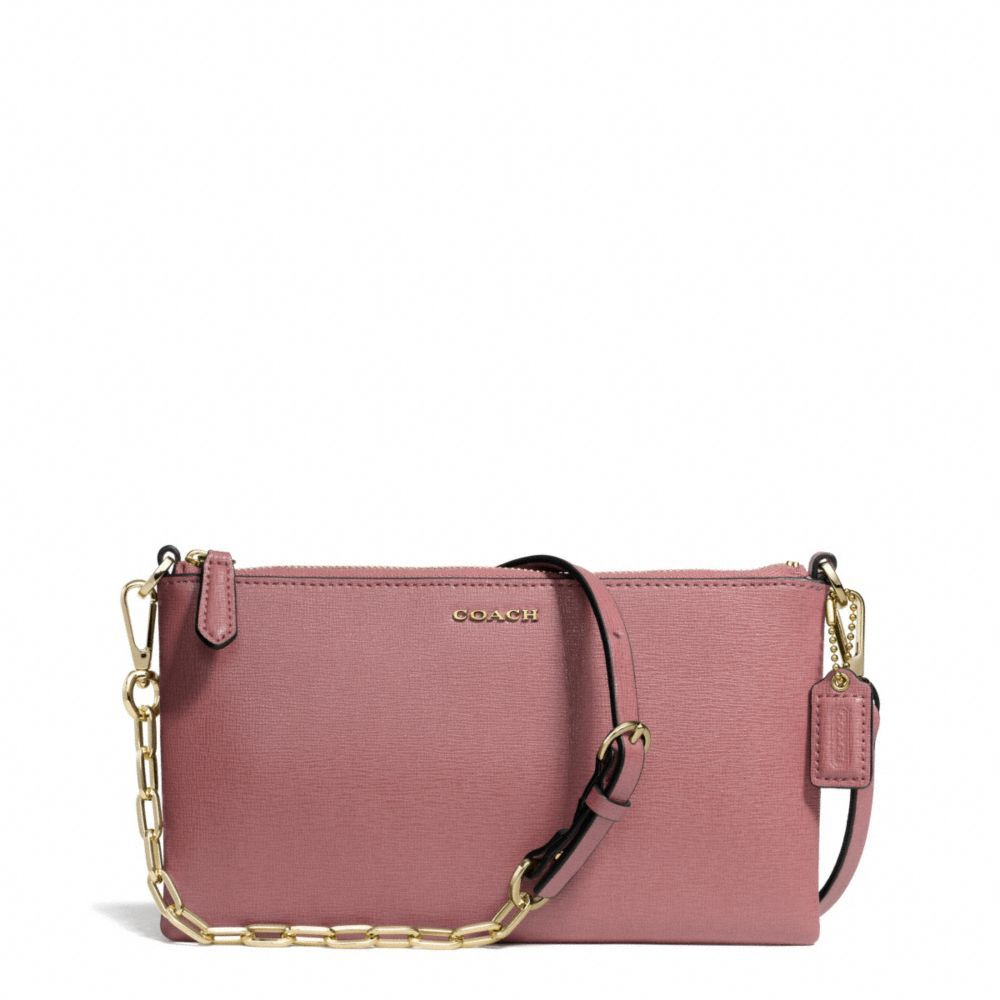 ca8696a20c Coach LEGACY PENNY SHOULDER PURSE IN LEATHER Color  B4 Robins Egg ...
