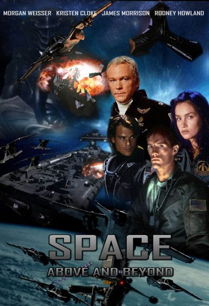 Space: Above and Beyond. When I was about ten, there was a ...