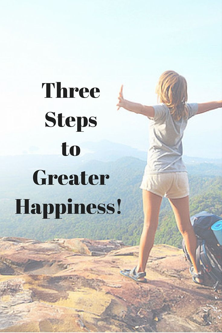 Find simple easy ways to bring more happiness into your life!