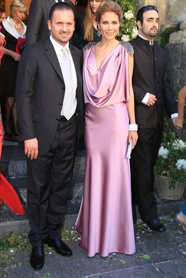 Naty Abascal, Patricia Rato y otras vips en la boda de la hermana de ...