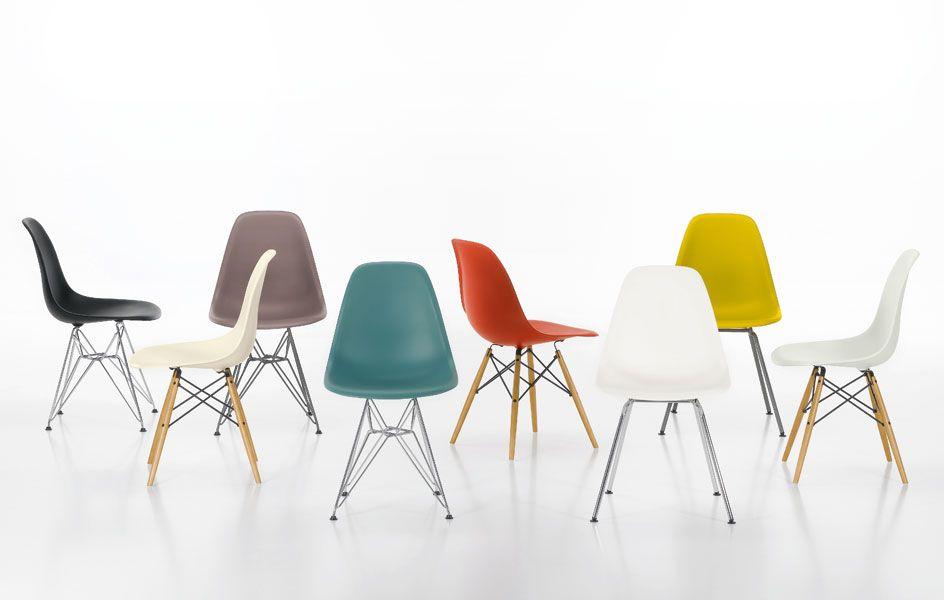 Vitra Eames Plastic Side Chairs Mit Bildern Vitra Stuhl Eames Dsw Eames