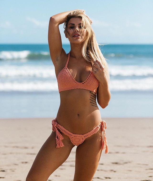9f5fde66c43a  kikimorris wears the Katie bra  19 and the chiara mandala Brazilian bikini  bottom  39 in dark apricot photography by  riccphoto