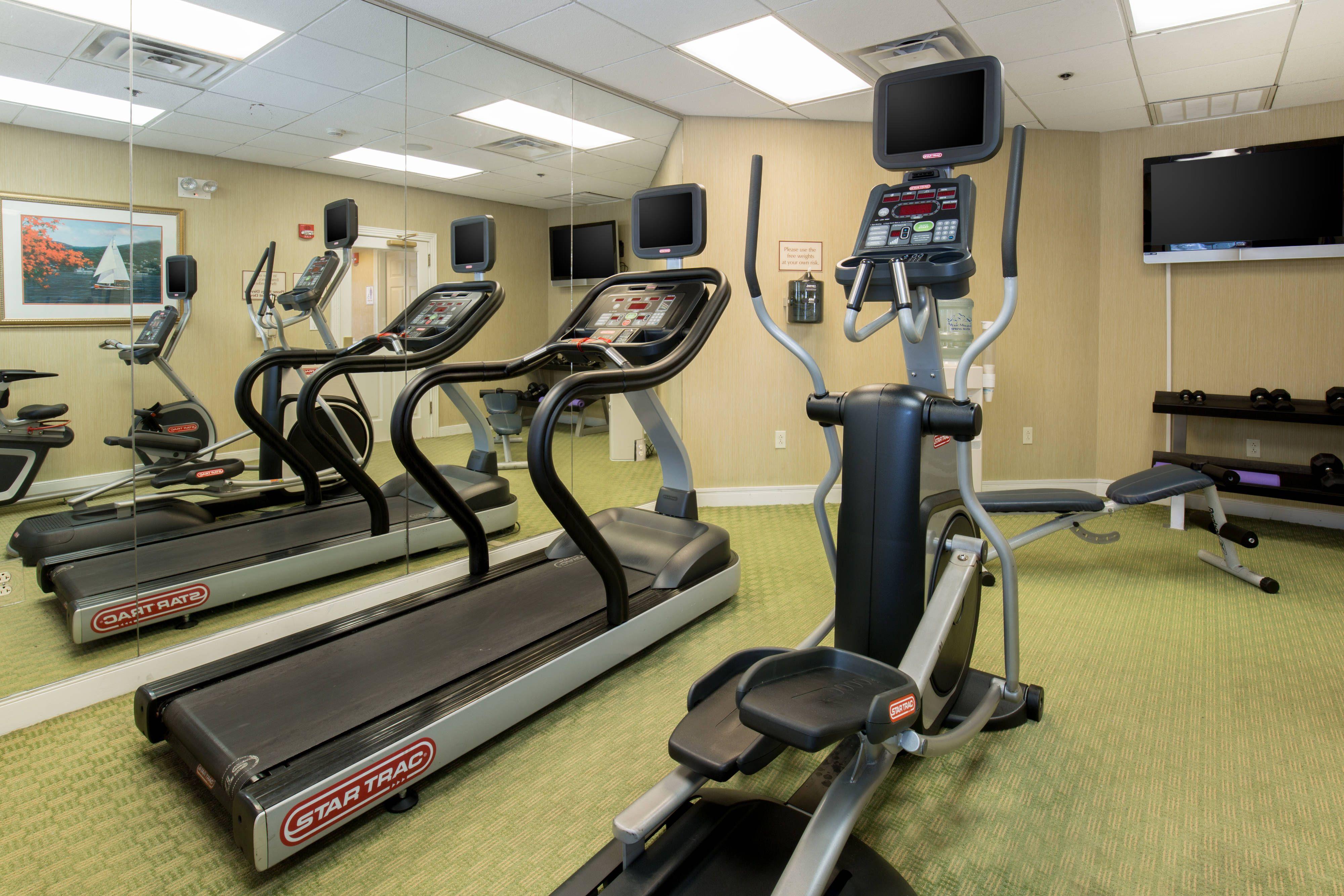 Residence Inn Monroe Fitness Center Holiday Holidays Guestbathroom Residences Inn Guest Bathroom