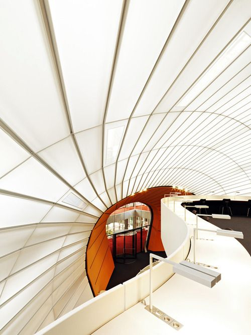 Philological library berlin norman foster archi for Interior architecture berlin