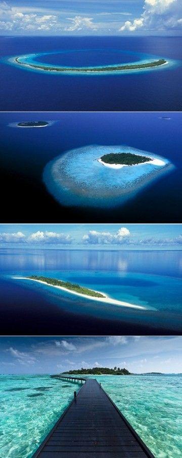 El escodite perfecto en las Maldivas
