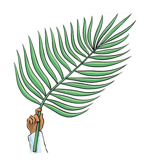 39+ Palm sunday graphics clipart information