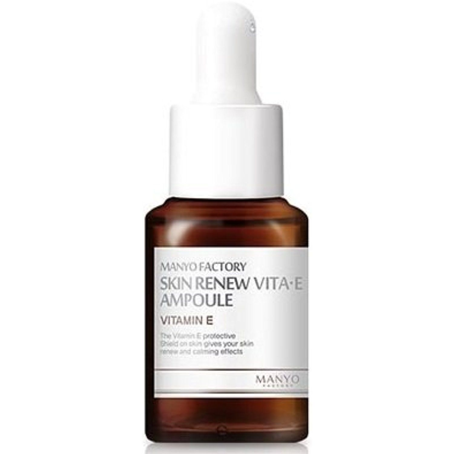 Manyo Factory Skin Renew Vita E Ampoule Renewing Serum With Vitamin E 0 5 Ounce Find Out More About The Great Product At The I Vitamin E Vitamins Skin Care