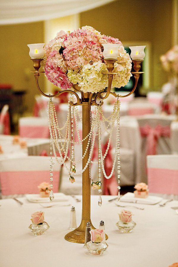pink gold royal princess birthday party wedding centerpiece rh pinterest com  cookie monster centerpiece ideas a birthday party