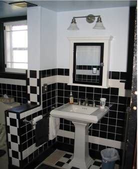 1921 bungalow bathroom