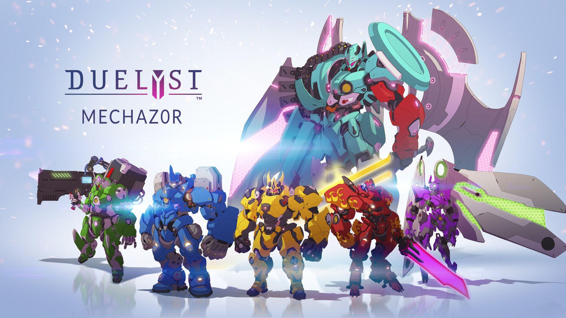 MECHAZ0R UNITE!, Counterplay Games   Character design