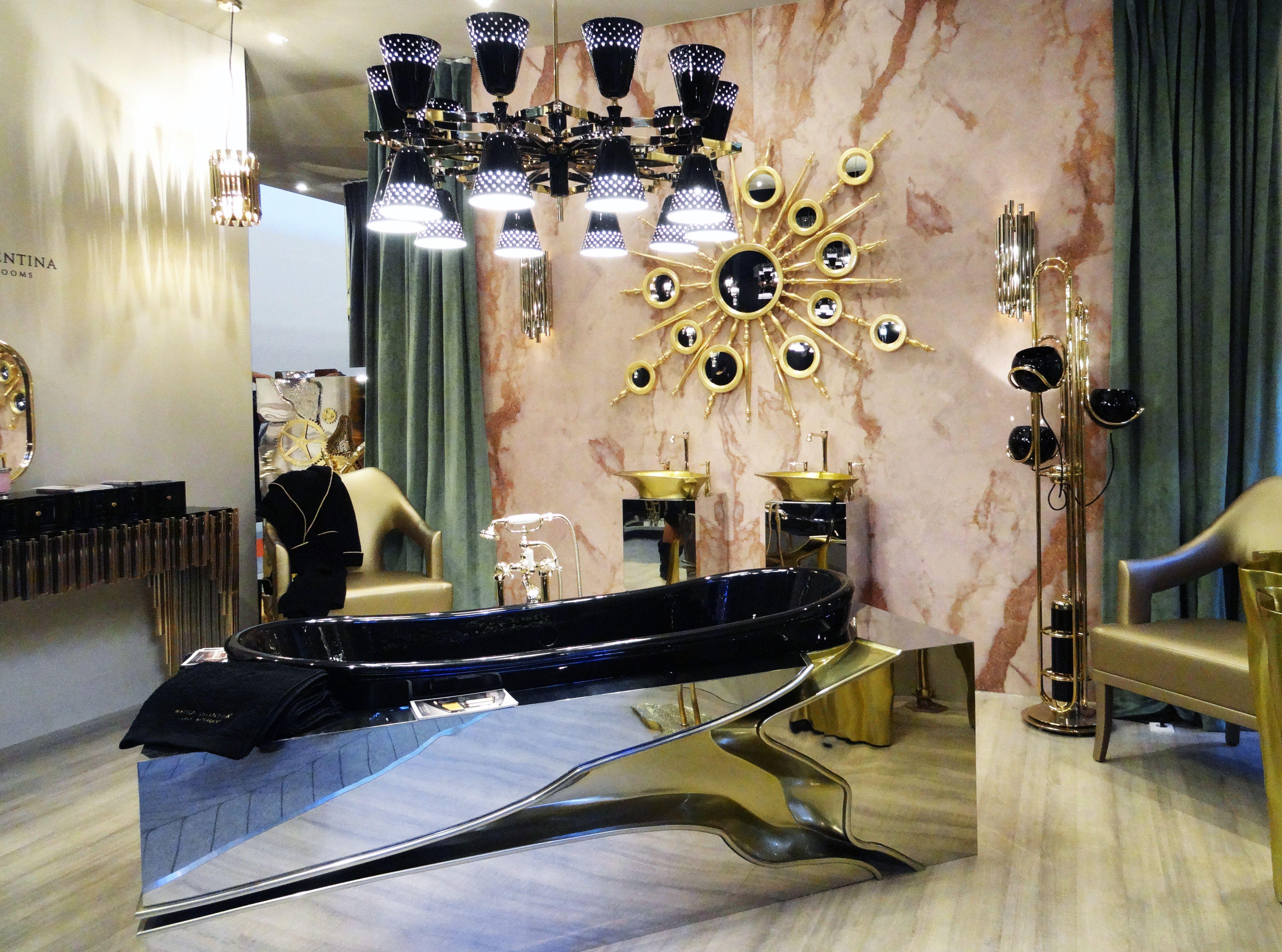 Salon maison et objet 2016 paris d coration int rieure design professionnels salle de bain - Salon de la salle de bain paris ...