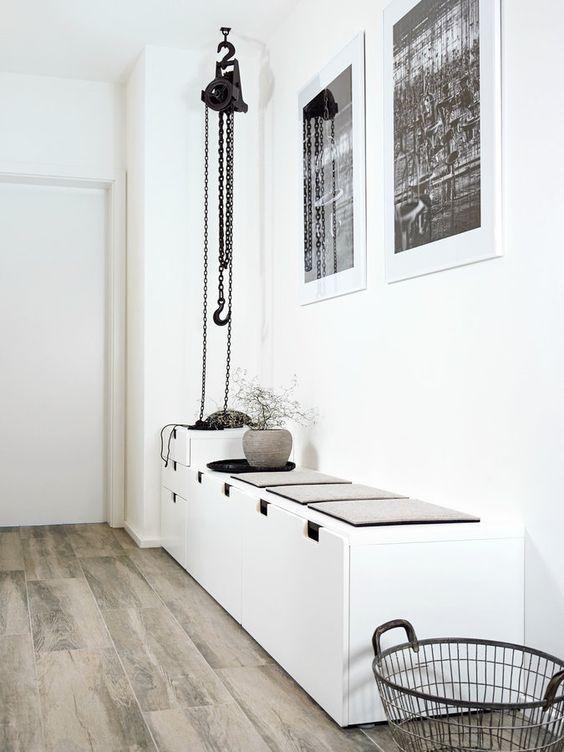 tips p dold f rvaring med ikeas serie nordli pinterest inredning heminredning och hall. Black Bedroom Furniture Sets. Home Design Ideas