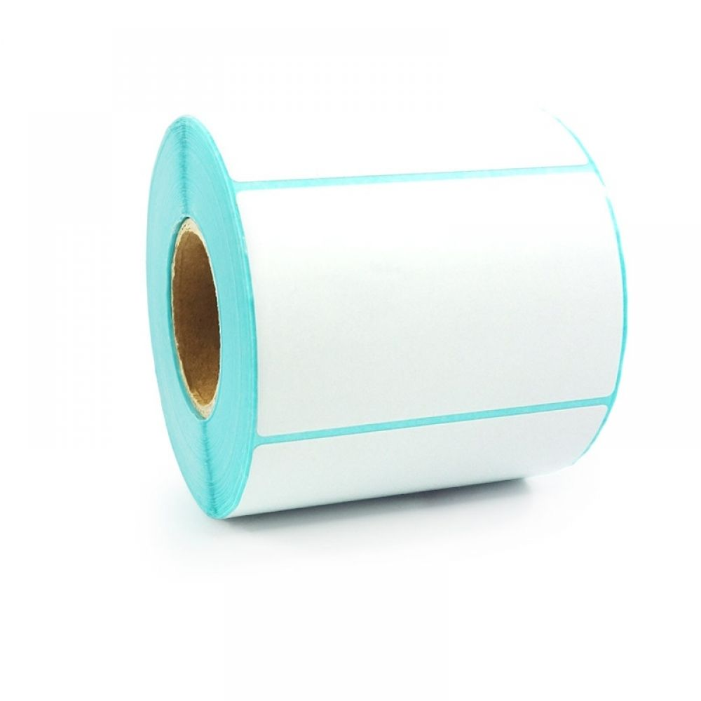 2 X Rolls TOP Direct Thermal Labels 80MM X50MM (700 Labels