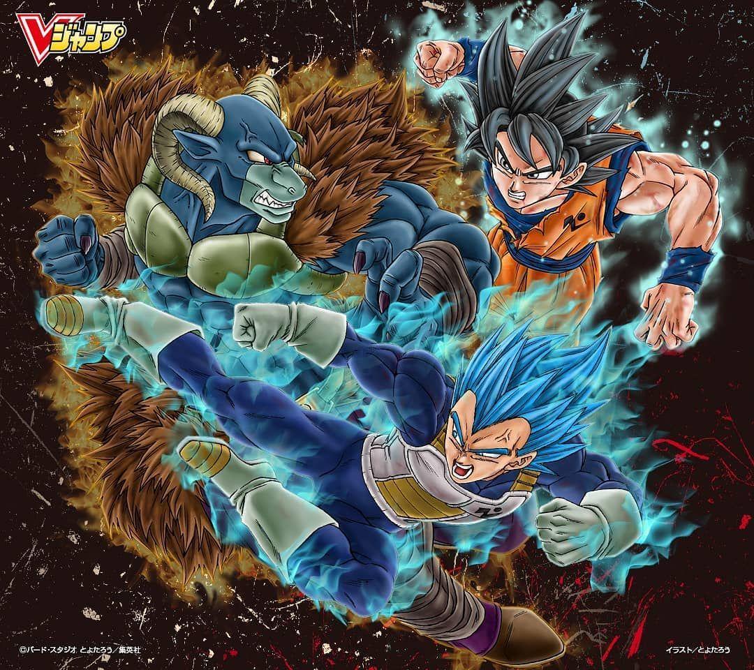 8 044 curtidas 133 comentarios akira toriyama 鳥山 明 akira toriyama no instagram anime dragon ball super dragon ball super manga dragon ball artwork