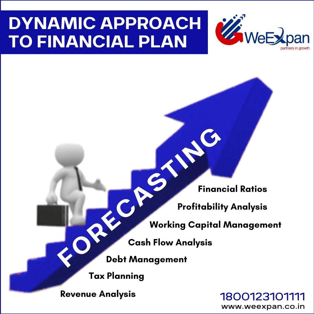 Dynamic Approach to Financial Plan in 2020 Financial