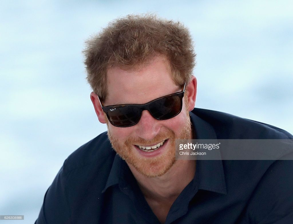 Prince Harry visits the coral reef off Grand Anse Beach as he visits mangrove restoration projects ahead of visiting the coral reef on the ninth day of an official visit to the Caribbean on November 28, 2016 in St Georges, Grenada. Prince Harry's visit to The Caribbean marks the 35th Anniversary of Independence in Antigua and Barbuda and the 50th Anniversary of Independence in Barbados and Guyana.